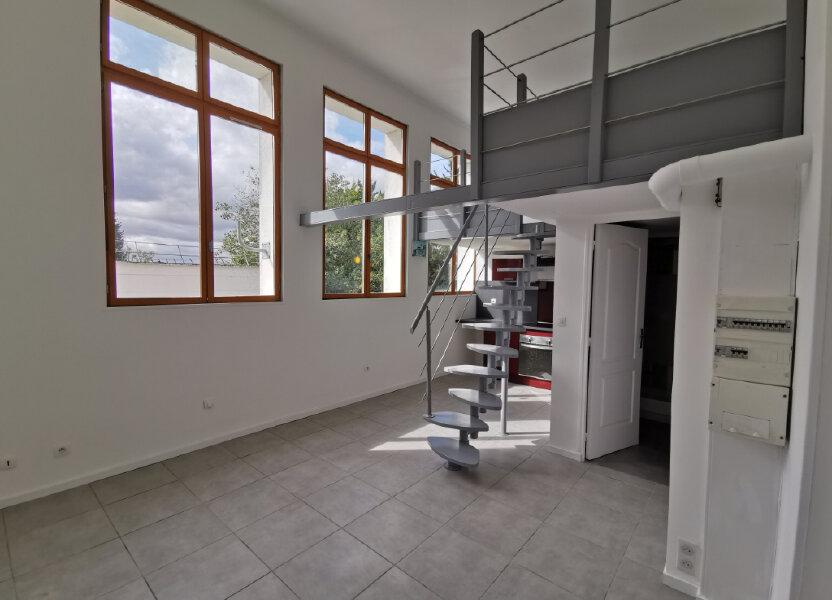 Appartement à louer 36.42m2 à Dourdan