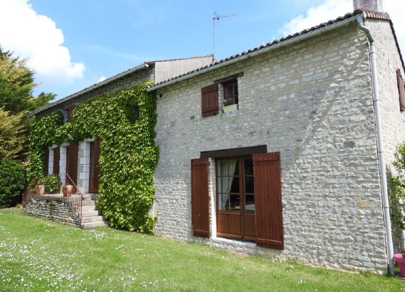 Maison à vendre 154m2 à Neuville-de-Poitou