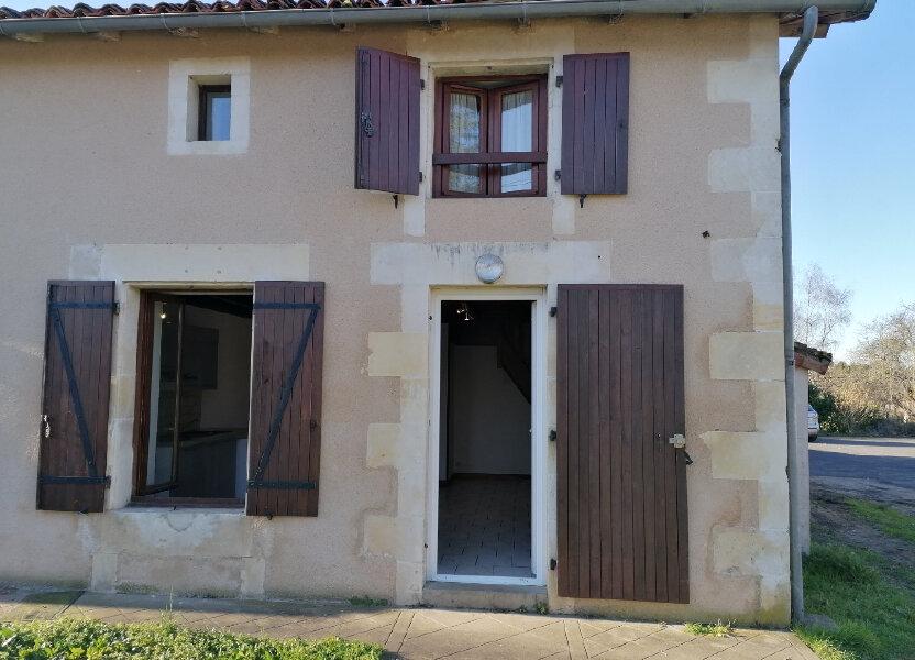 Maison à louer 50m2 à Mignaloux-Beauvoir