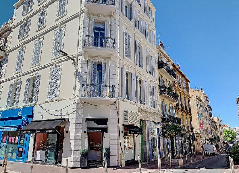 Appartement à vendre 62.06m2 à Cannes