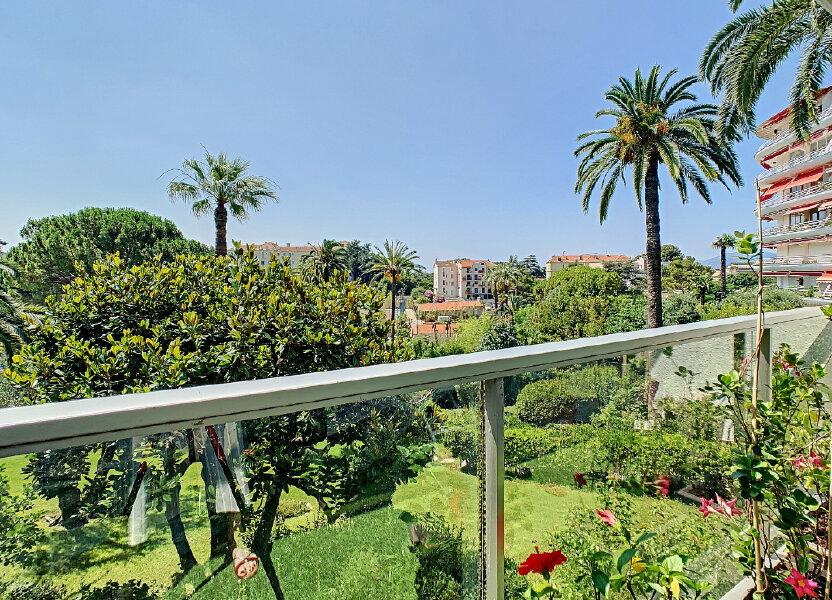 Appartement à vendre 49m2 à Cannes