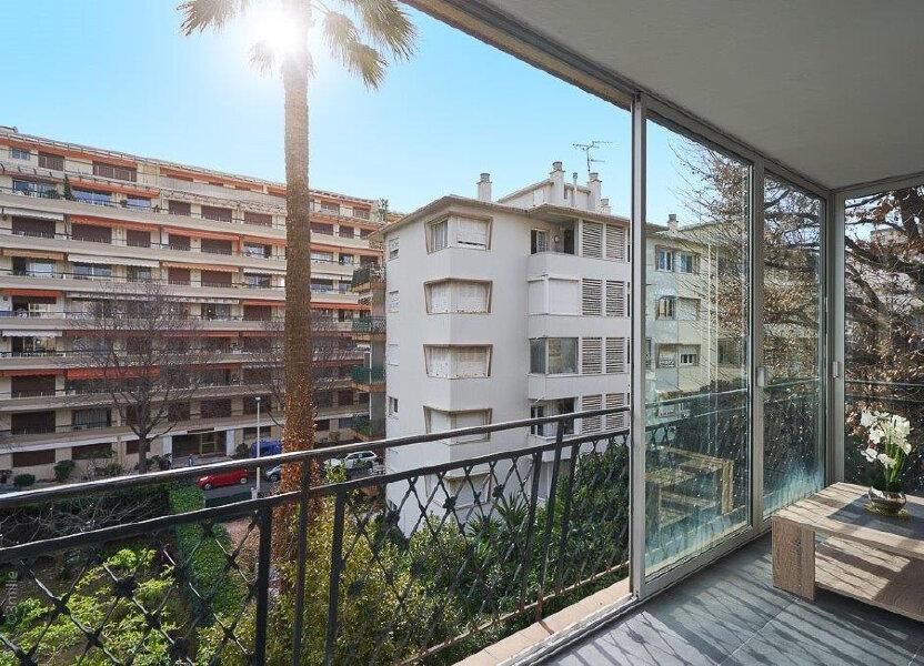 Appartement à vendre 61.45m2 à Cannes