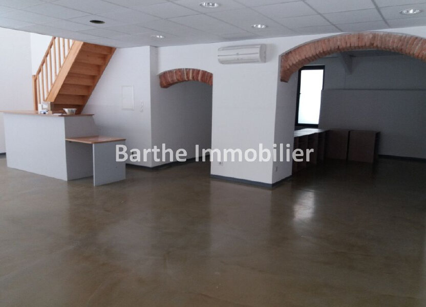 Local commercial à louer 125m2 à Gaillac