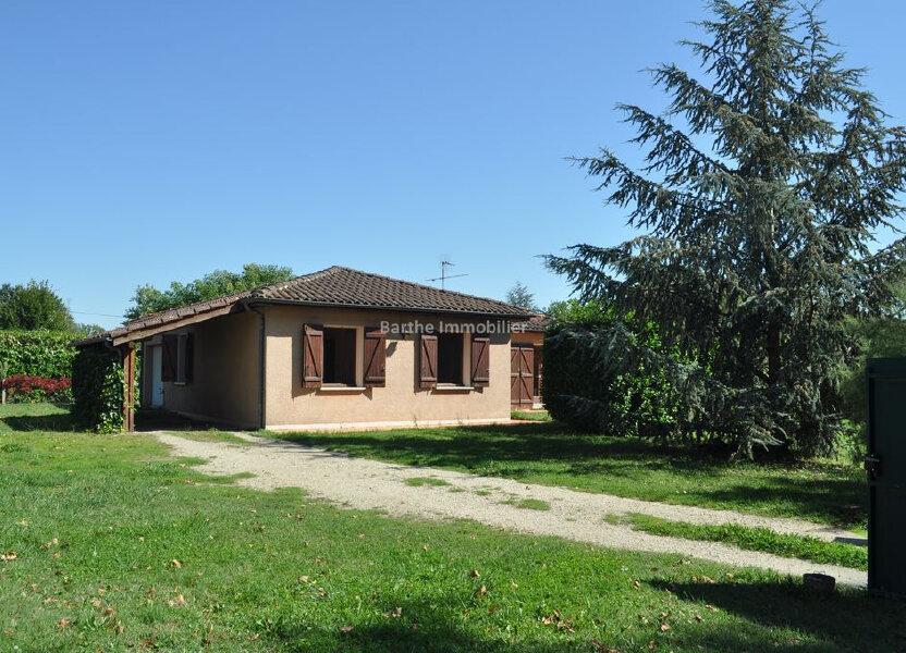 Maison à louer 93m2 à Gaillac