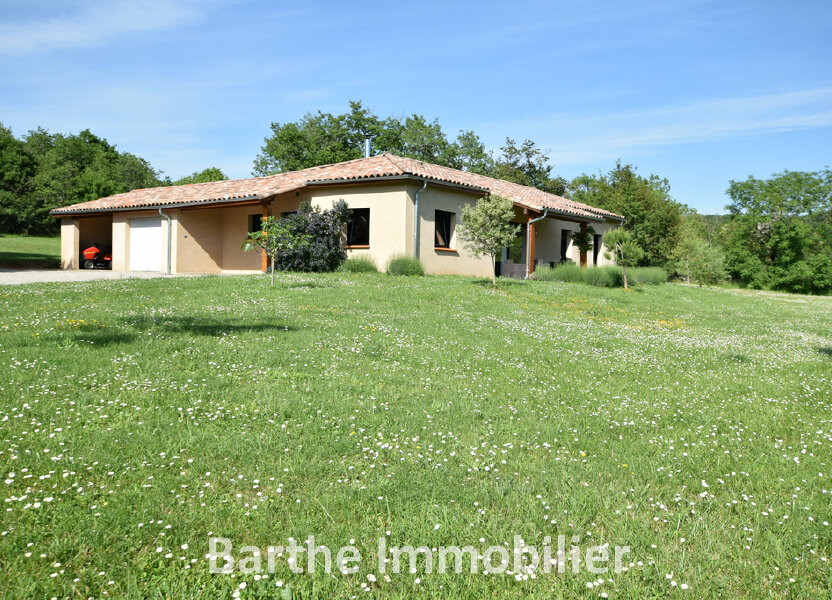 Maison à vendre 137m2 à Vaour