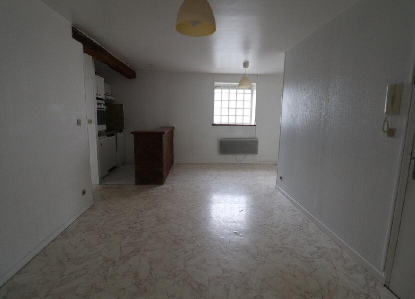 Appartement à louer 35.49m2 à Marchémoret