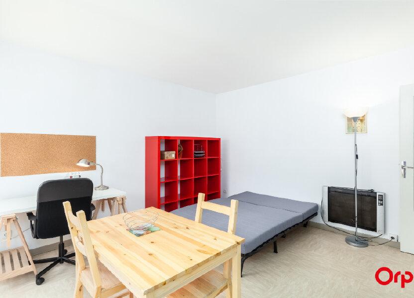 Appartement à louer 25.72m2 à Marseille 5