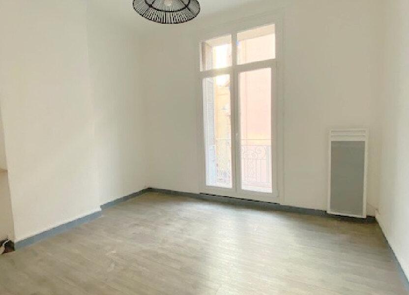 Appartement à louer 34.06m2 à Marseille 5
