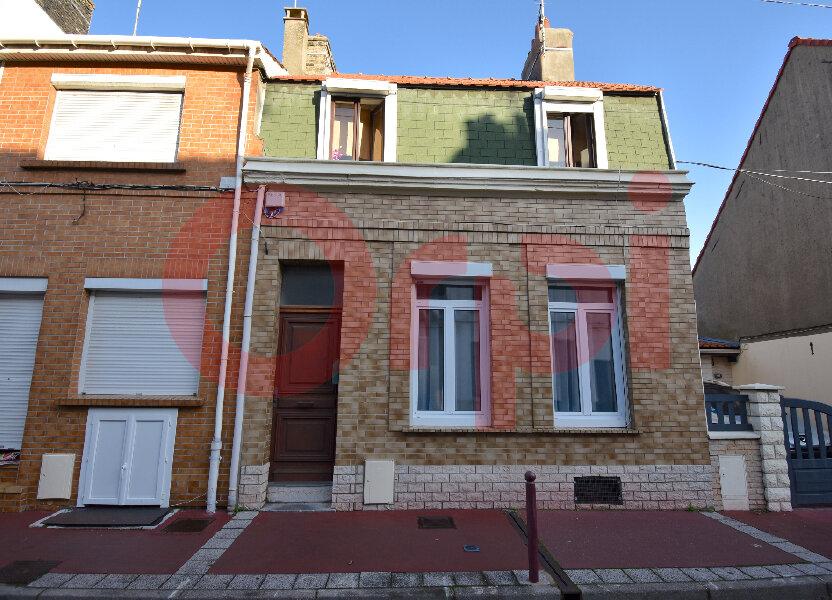 Maison à vendre 88m2 à Calais