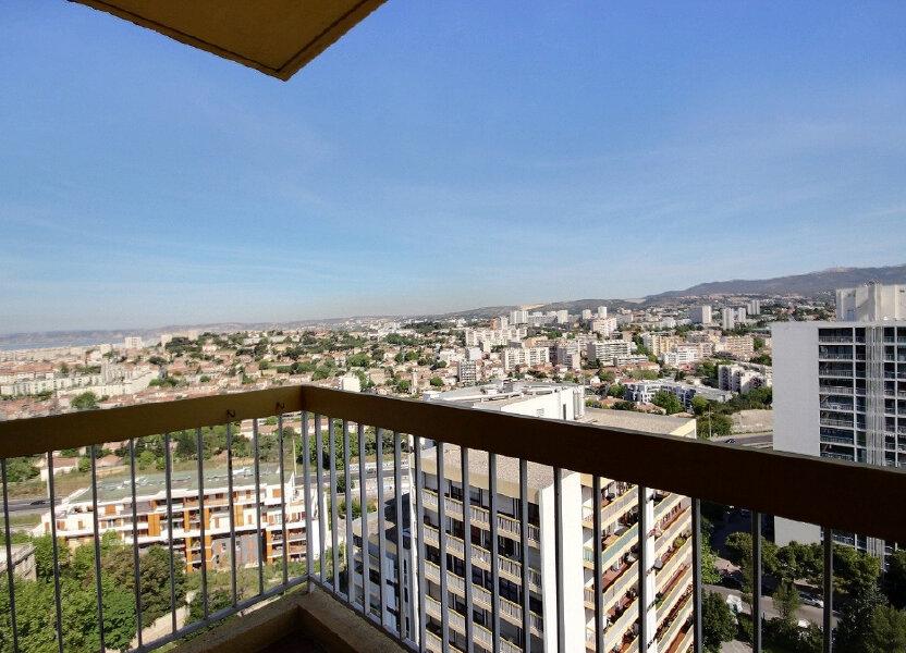Appartement à louer 84.38m2 à Marseille 12