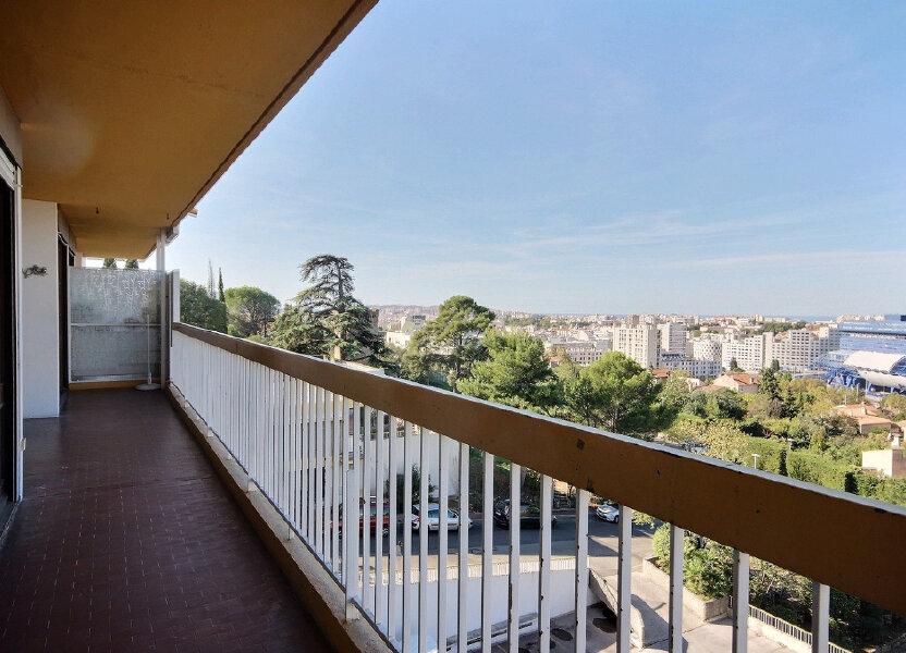Appartement à louer 100.32m2 à Marseille 12