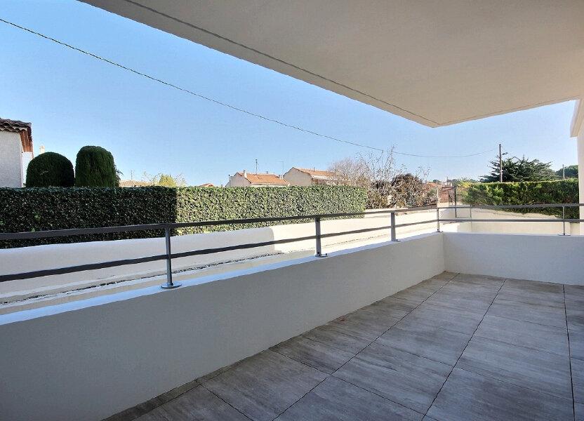 Appartement à louer 54.55m2 à Marseille 12