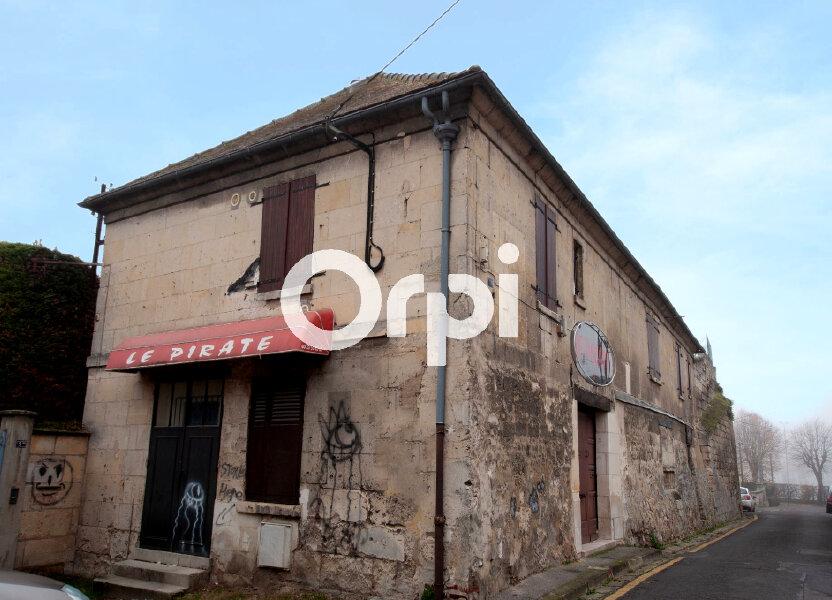 Immeuble à vendre 347m2 à Soissons