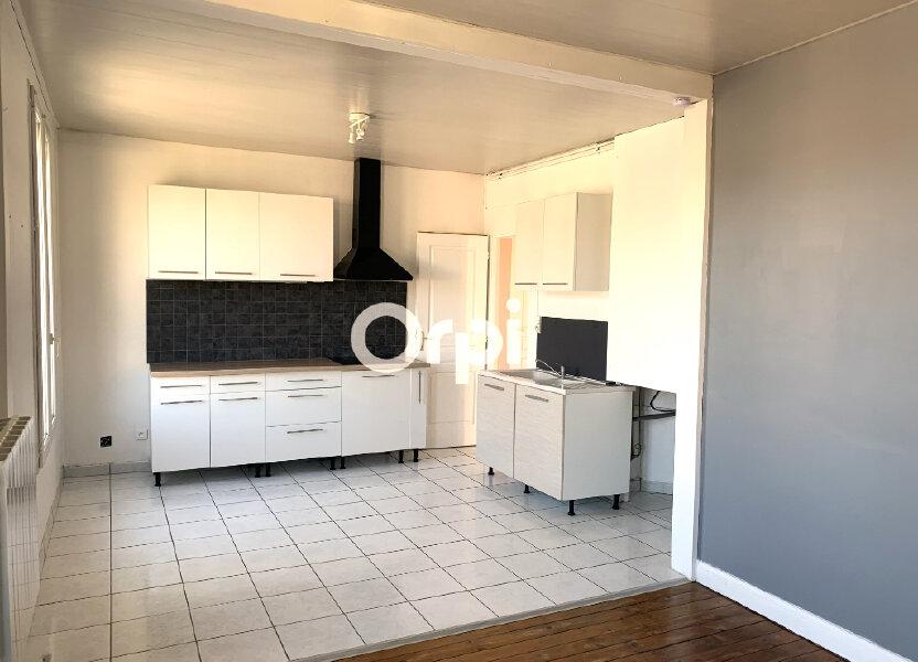 Appartement à louer 55m2 à Soissons