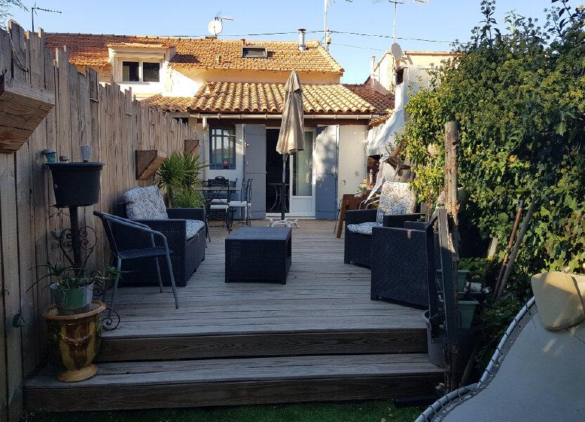 Maison à vendre 63m2 à Martigues