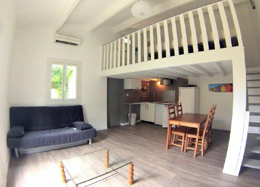 Maison à louer 37.49m2 à Sausset-les-Pins