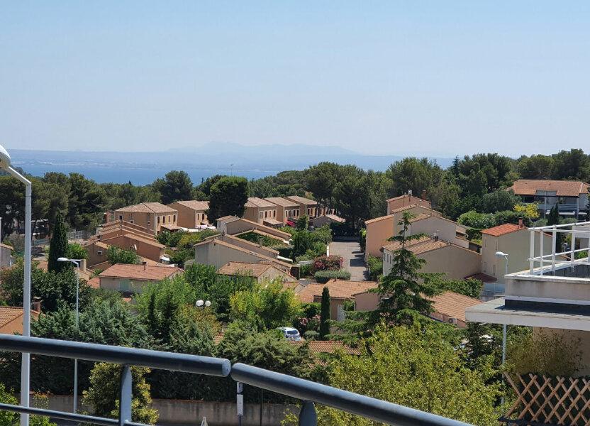 Appartement à louer 61.9m2 à Martigues
