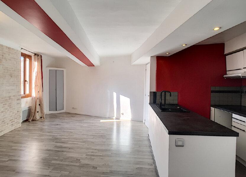 Appartement à louer 51.51m2 à Le Bar-sur-Loup