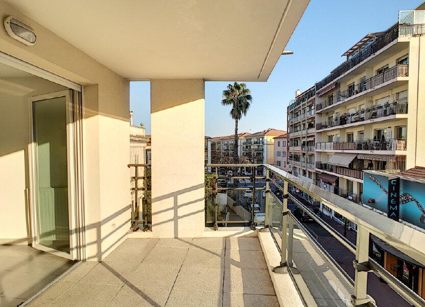 Appartement à louer 47.28m2 à Cagnes-sur-Mer