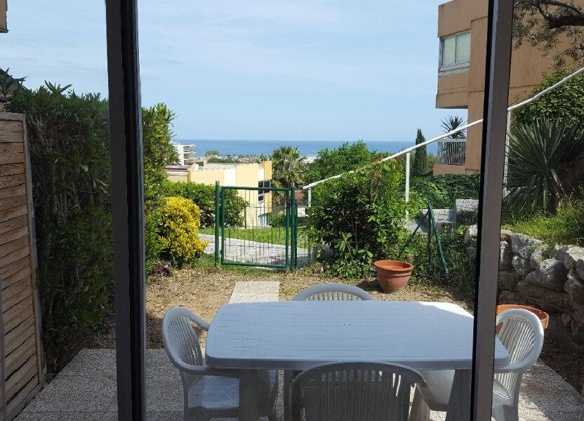 Appartement à louer 31.6m2 à Villeneuve-Loubet