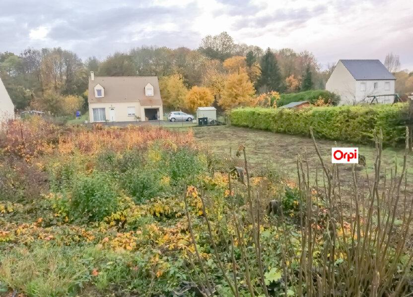 Terrain à vendre 670m2 à Méréville