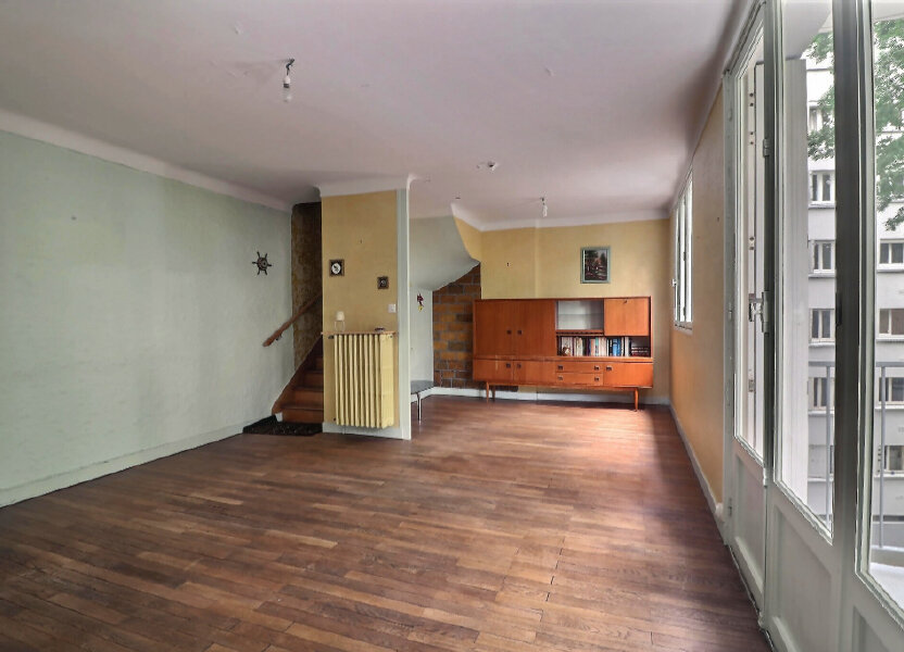 Appartement à vendre 75.72m2 à Nantes