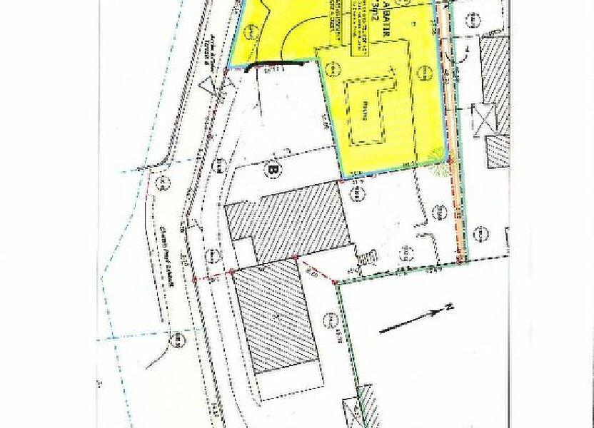Terrain à vendre 673m2 à La Penne-sur-Huveaune