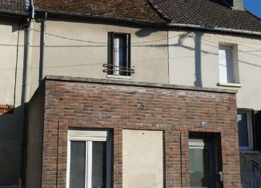 Maison à vendre 62.1m2 à Mareuil-le-Port