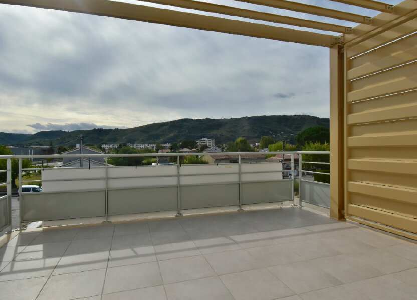 Appartement à vendre 63.6m2 à Tournon-sur-Rhône