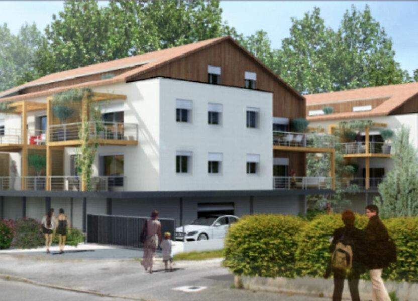 Appartement à vendre 70.53m2 à Tournon-sur-Rhône