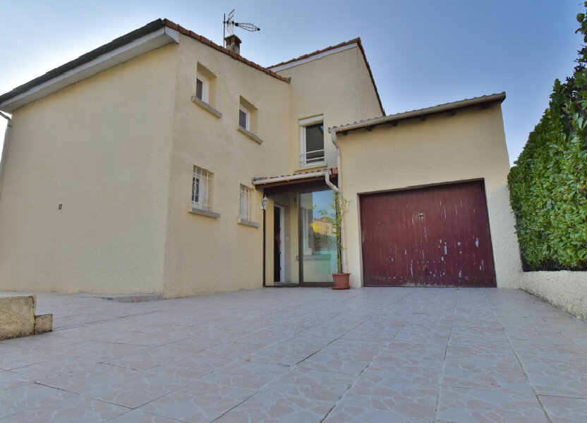 Maison à vendre 110m2 à Tournon-sur-Rhône