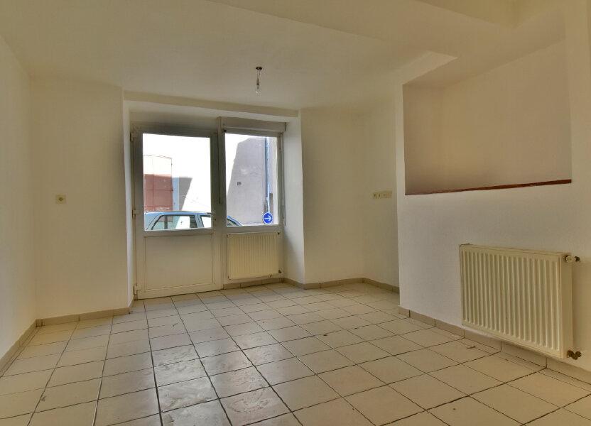 Appartement à louer 29m2 à Tournon-sur-Rhône