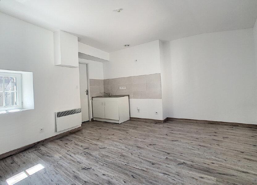 Appartement à louer 29.57m2 à Tournon-sur-Rhône