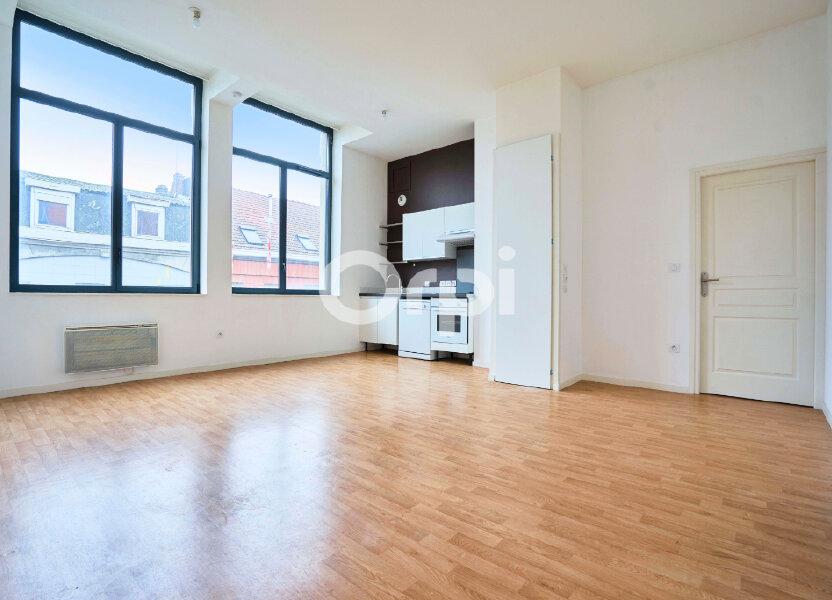 Appartement à vendre 61m2 à Tourcoing