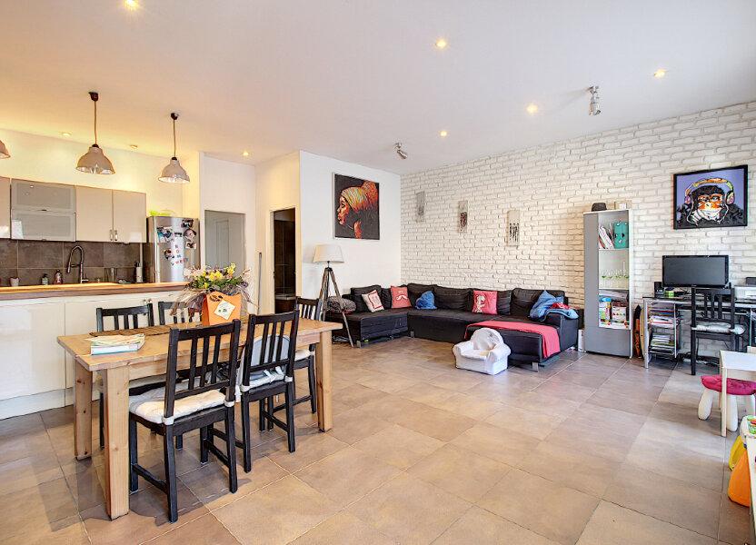 Appartement à vendre 73m2 à Marseille 8