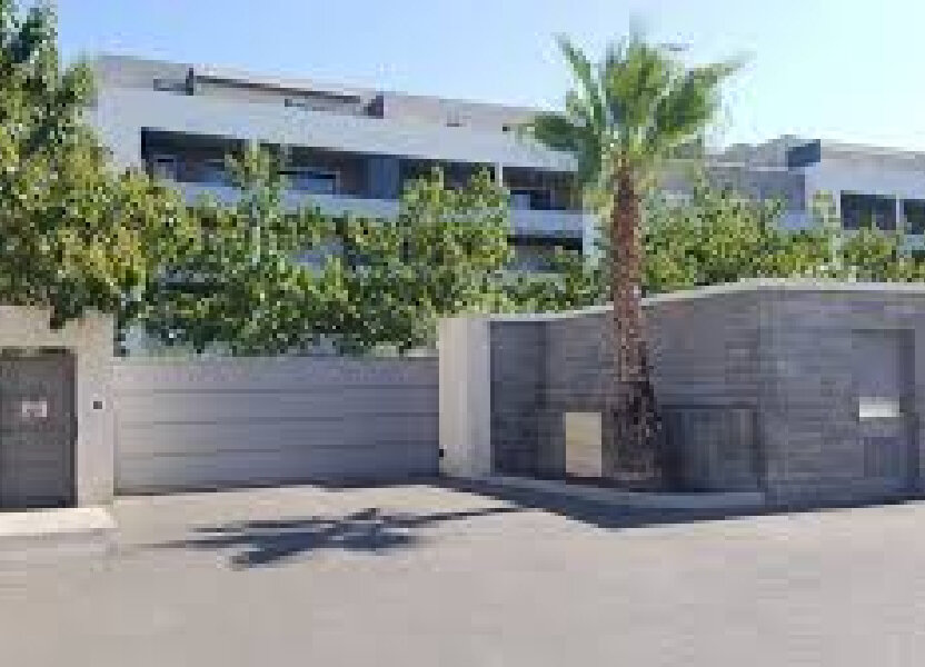 Appartement à louer 43.87m2 à Marseille 9