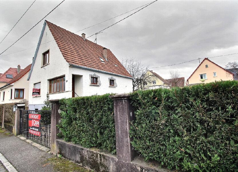 Maison à vendre 91.11m2 à Hoenheim