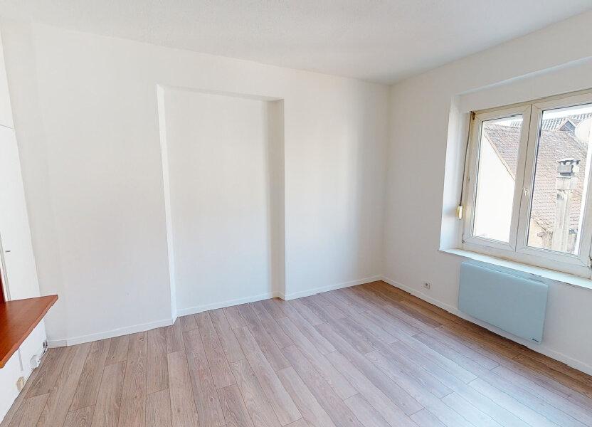 Appartement à vendre 24m2 à Schiltigheim