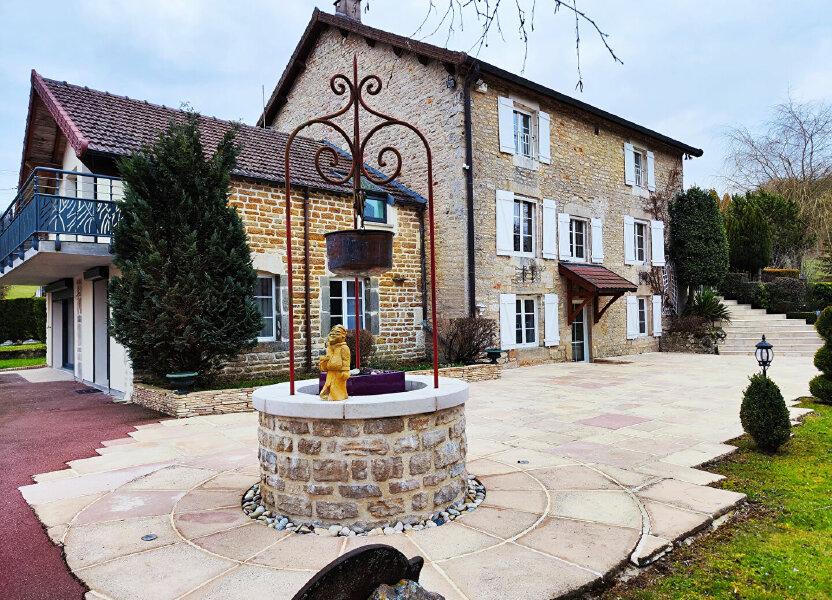 Maison à vendre 204m2 à Perrancey-les-Vieux-Moulins