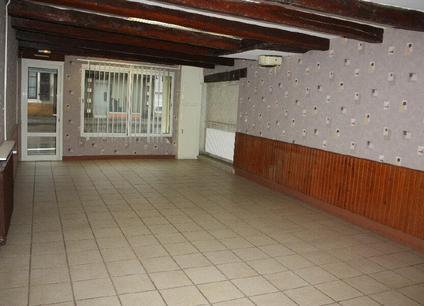 Immeuble à vendre 400m2 à Longeau-Percey