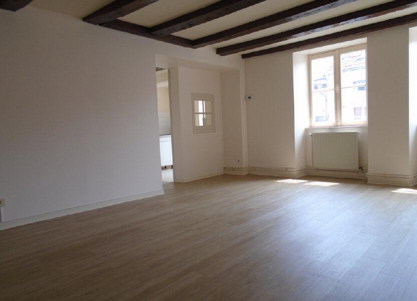 Appartement à louer 75m2 à Langres