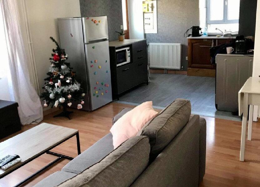 Maison à louer 55m2 à Champigny-lès-Langres