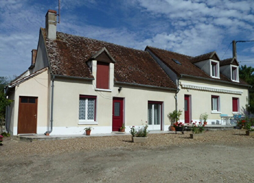Maison à vendre 160m2 à Saint-Romain-sur-Cher