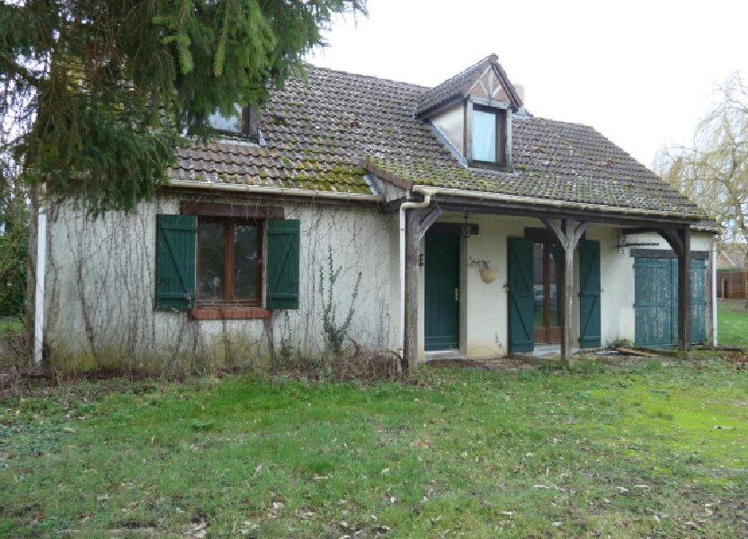 Maison à vendre 102m2 à Seigy