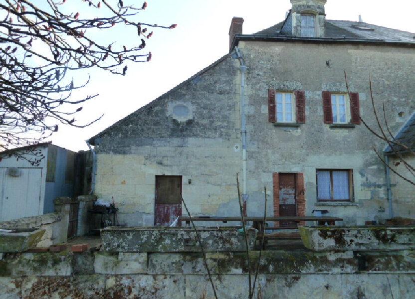 Maison à vendre 150m2 à Noyers-sur-Cher