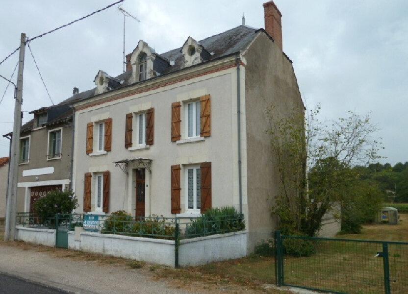 Maison à vendre 150m2 à Villentrois