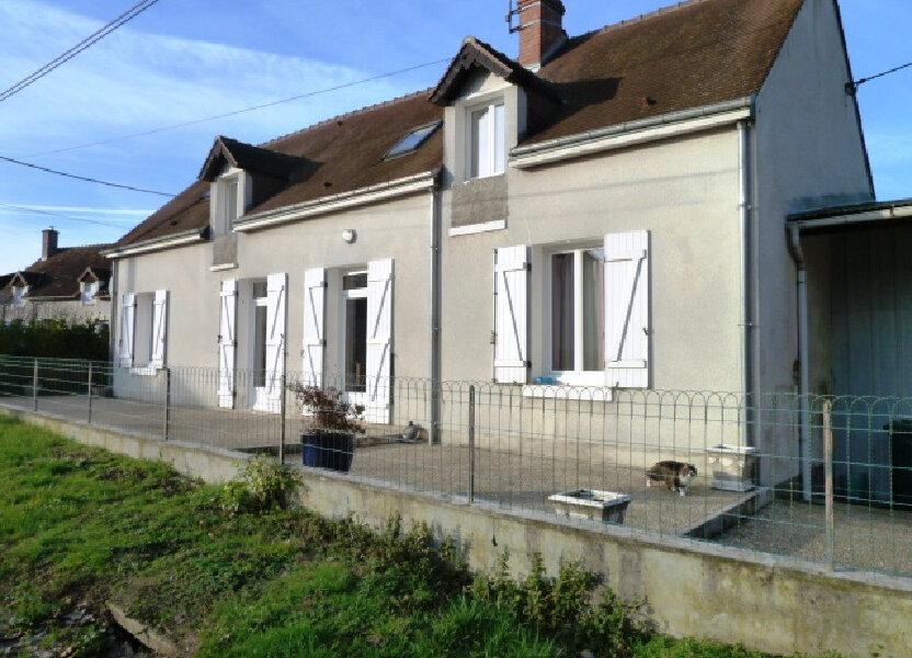 Maison à vendre 130m2 à Saint-Romain-sur-Cher