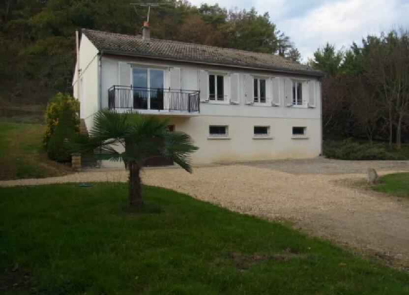 Maison à louer 87m2 à Mareuil-sur-Cher