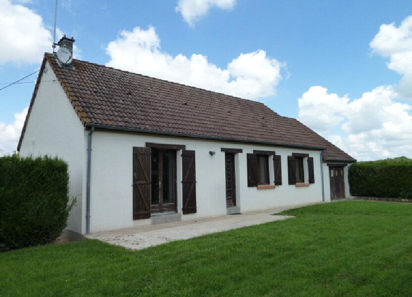 Maison à louer 88m2 à Châteauvieux