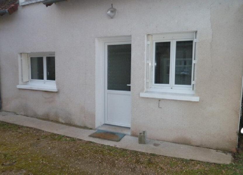 Appartement à louer 30m2 à Saint-Aignan